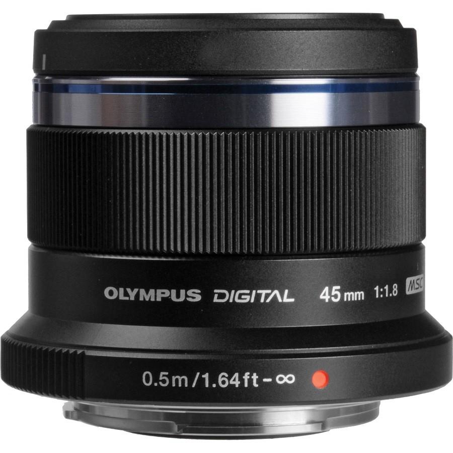 Объектив Olympus 45mm f/1.8 Black