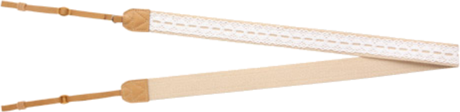 Ремень Hahuba Lace LG Ivory
