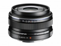 Olympus M.Zuiko Digital 17 mm f/1.8 for PEN Black