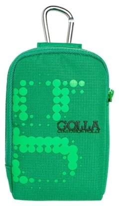 Чехол G1144 для цифровой фотокамеры с креплением Golla Gage, green