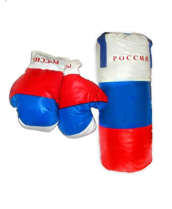 Боксерский набор РФ(детский)