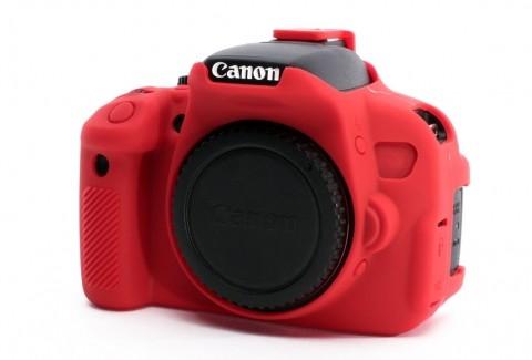 Силиконовый чехол под Canon EOS 650D/700D (красный)