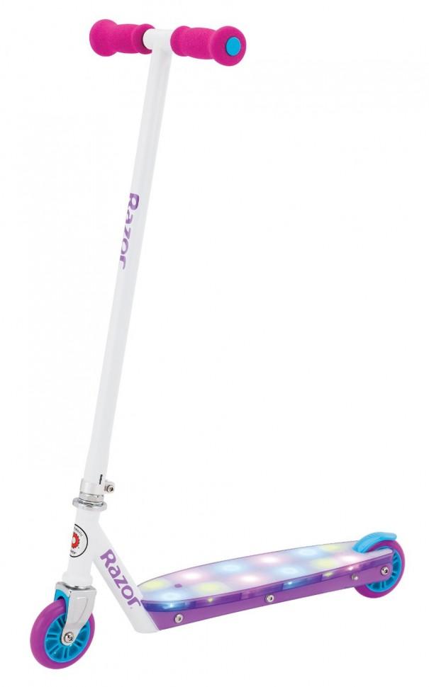 Самокат для детей Razor Party Pop Фиолетовый