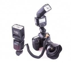 Синхрокабель для вспышек Nikon Ditech TTL-N