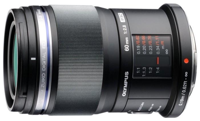 Объектив Olympus ED 60mm f/2.8
