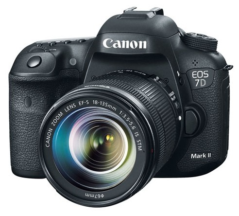 Canon EOS 7D Mark II Kit 18-55 stm