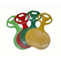 Санки-ледянки с символикой, 5 цветов