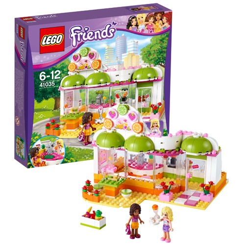 Конструктор Lego Friends 41035 Подружки Фреш-бар Хартлейк Сити