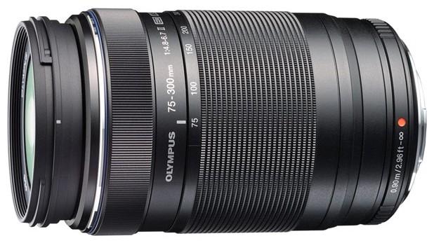 Объектив Olympus 75-300mm f/4.8-6.7 ED II