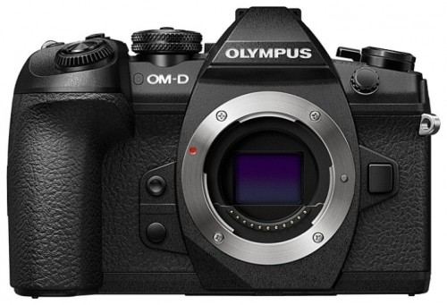 Фотокамера Olympus OM-D E-M1 Mark II Body
