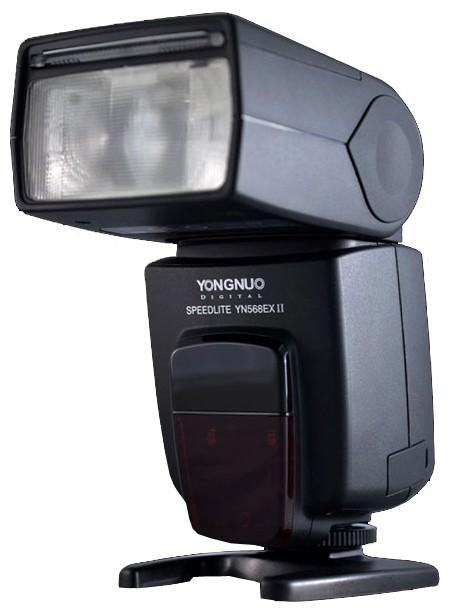 Фотоспышка YongNuo YN-568EXII Speedlite for Canon