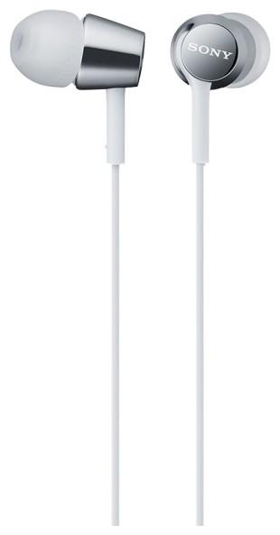 Наушники Sony MDR-EX150AP/W белый