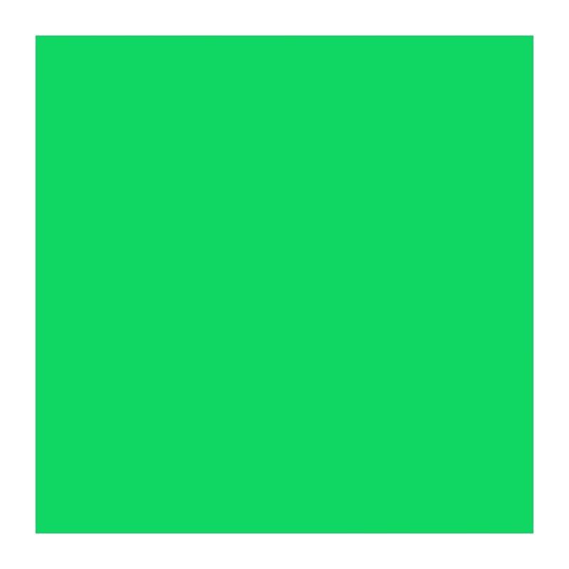 Фон бумажный FST 2,72х11 Chromagreen 1010