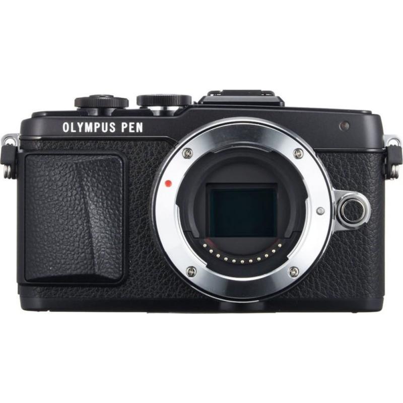 Фотокамера Olympus Pen E-PL7 + Olympus 15mm f/8.0