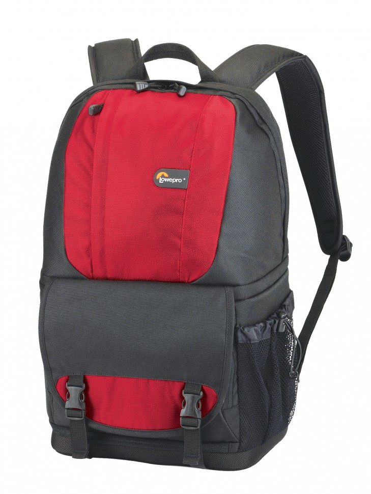 Фоторюкзак Lowepro Fastpack 200 red