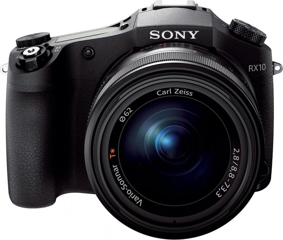 Компактный фотоаппарат Sony Cyber-shot DSC-RX10