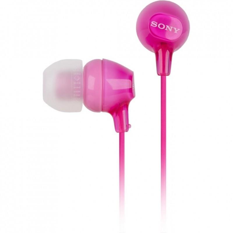 Наушники Sony MDR-EX15LP/Pi розовый