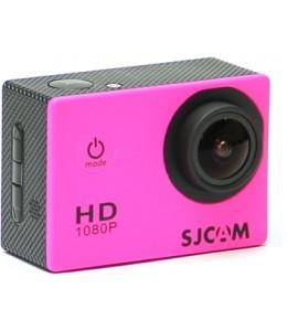 Экшн камера Sjcam SJ4000 розовая
