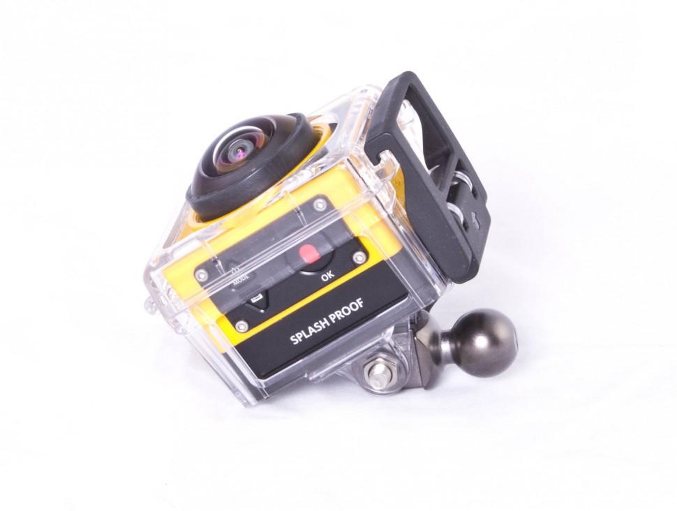 Бокс-крепление для экстрим камеры Kodak SP360