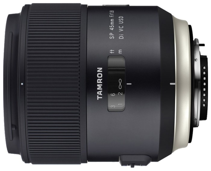 Объектив Tamron SP 45mm f/1.8 DI VC USD Nikon