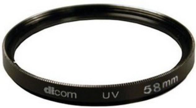 Светофильтр Dicom 58mm UV