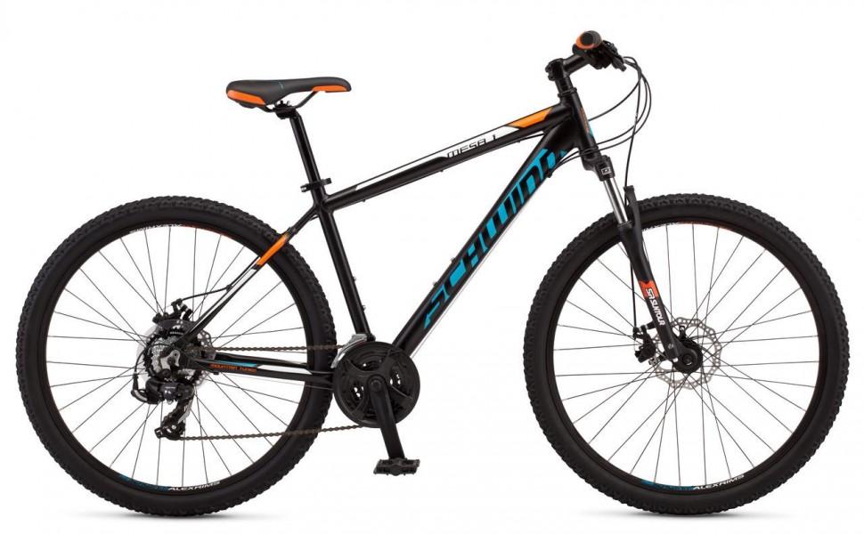 Велосипед Schwinn Mesa 1 2018 Black