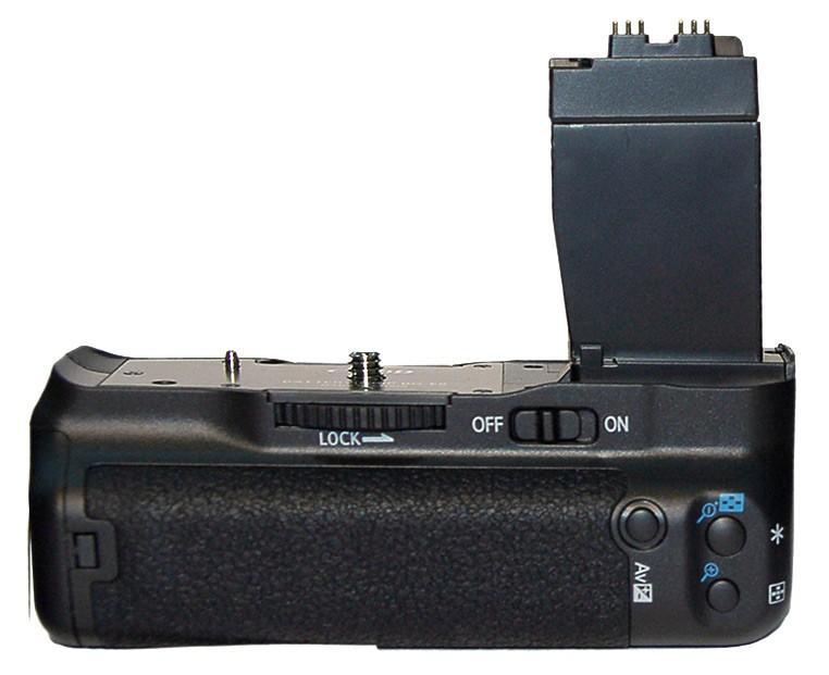 Батарейная ручка Dicom EOS-60D(BG-E9)