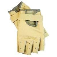 Перчатки для фитнеса нат. кожа