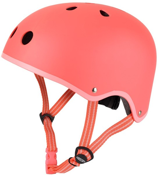 Защитный шлем Micro M коралл матовый