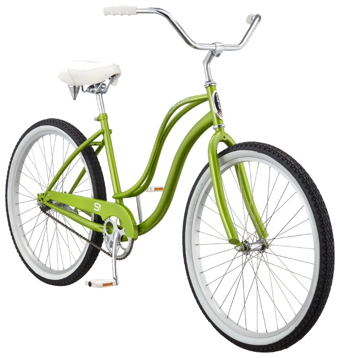 Велосипед Schwinn Cruiser One Womens (2015) Green
