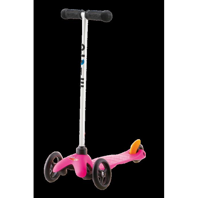 Самокат Mini Micro Sporty (розовый)