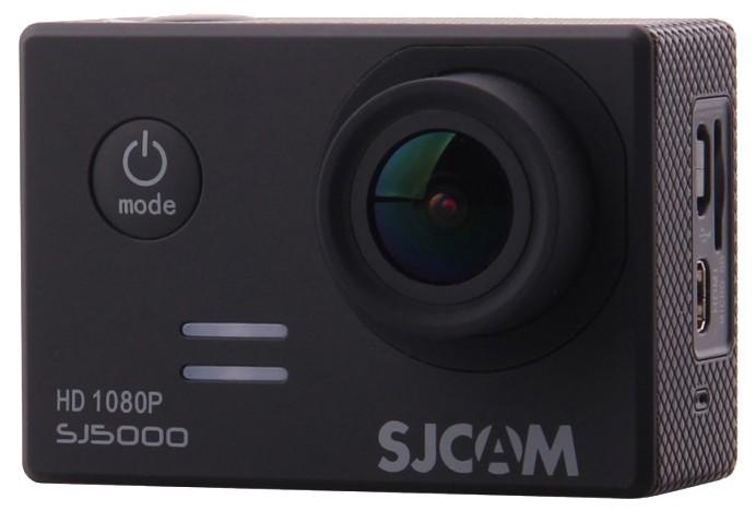 Экшн камера Sjcam SJ5000 черная
