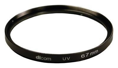 Светофильтр Dicom 67mm UV