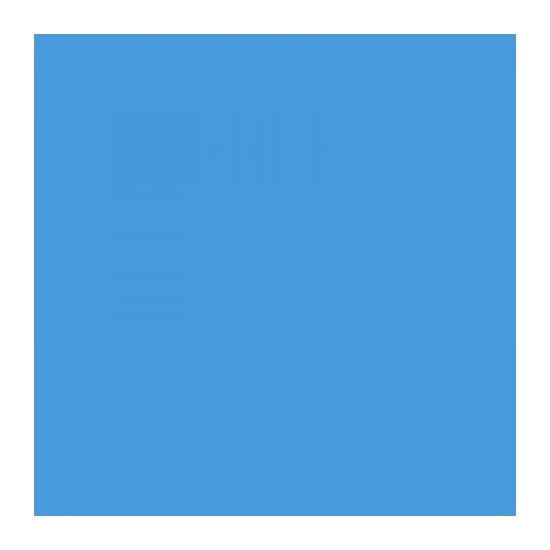 Фон бумажный FST 2,72х11 Lignt Blue 1003