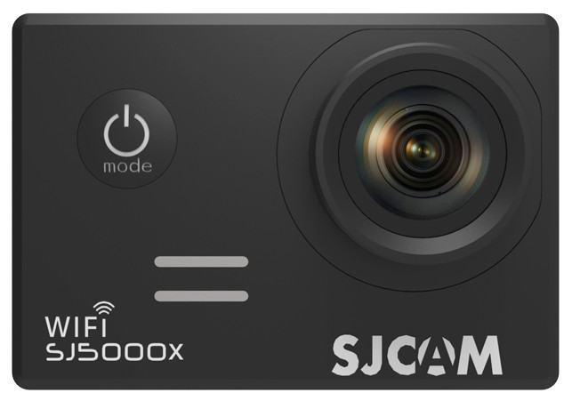 Экшн камера Sjcam SJ5000X черная