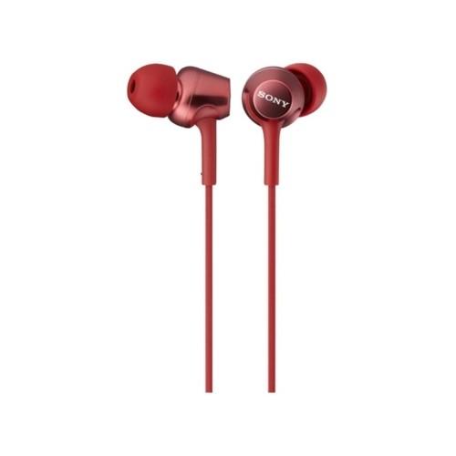 Наушники Sony MDR-EX250AP/R красный
