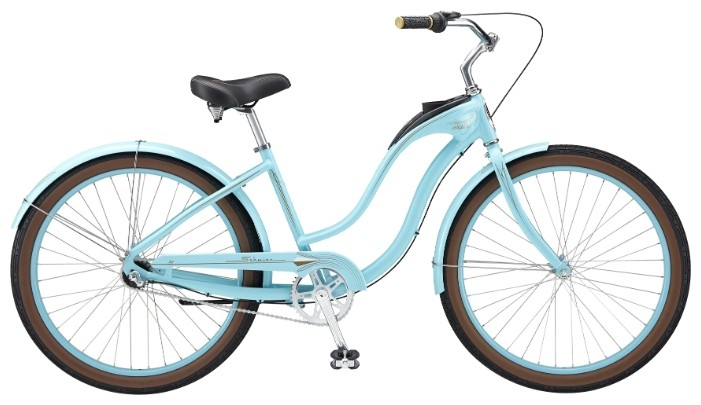 Велосипед Schwinn Debutante (2015) Light Blue