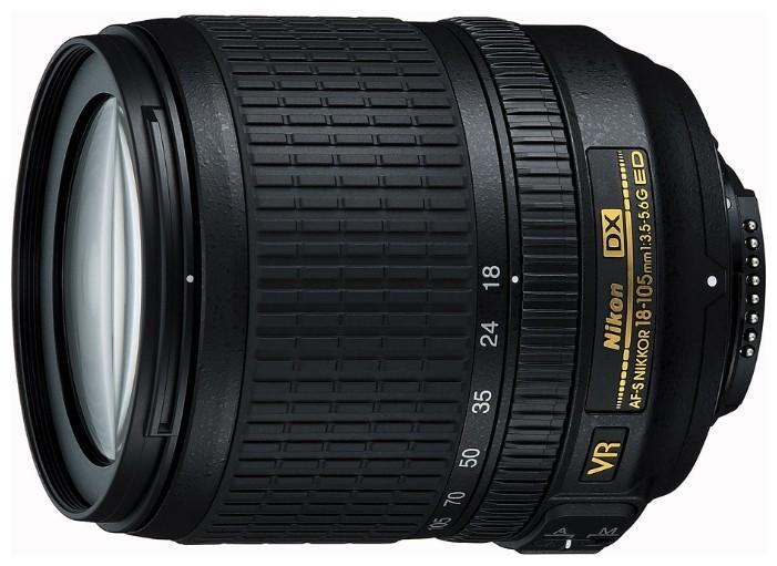 Объектив Nikon AF-S DX 18-105mm VR