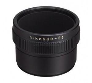 Адаптер Nikon UR-E5 переходное кольцо для установки широкоугольного конвертора WC-E68