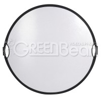 Отражатель GreenBean Flex 120 silver/white L (120 cm)