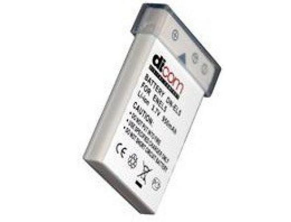 Аккумулятор Dicom DN-EL5 for Nikon EN-EL5