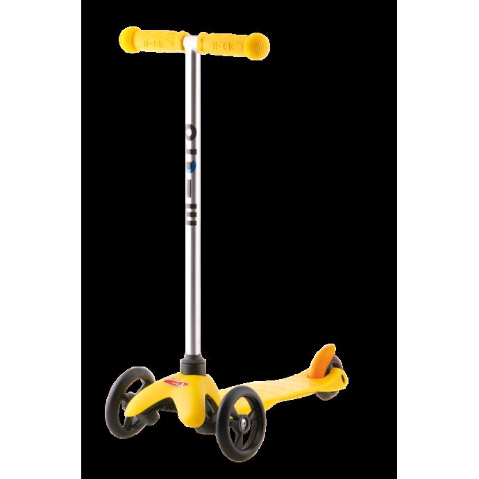 Самокат Mini Micro Sporty (желтый)