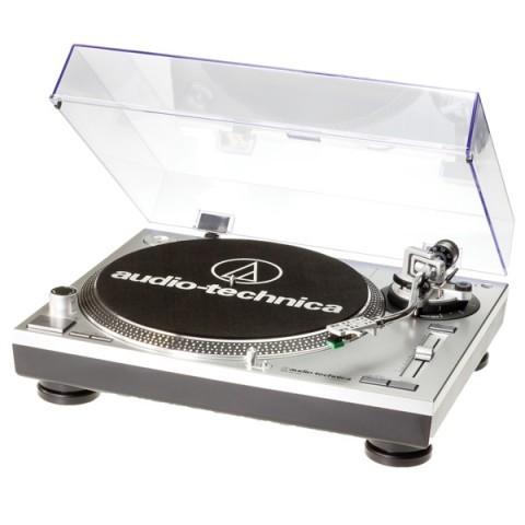 Виниловый проигрыватель Audio-Technica AT-LP120 USB HS