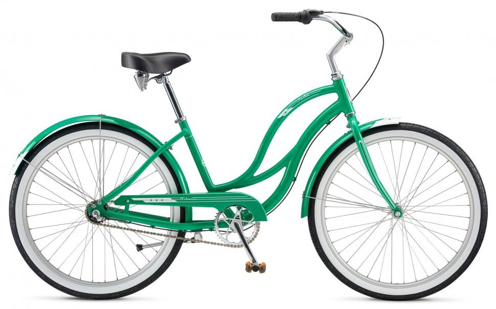 Велосипед Schwinn Fiesta (2018) Green