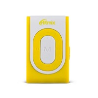 Плеер Ritmix RF-2400 4Gb White/Yellow