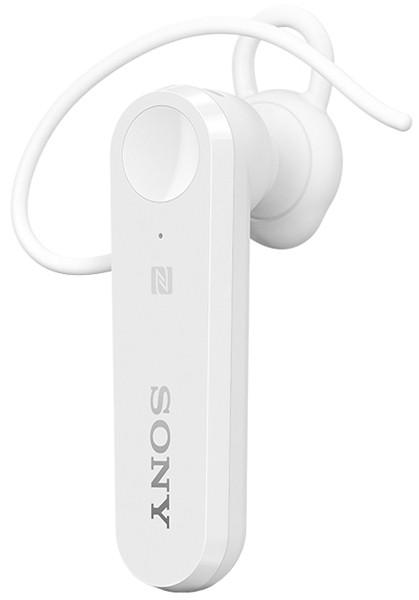 Bluetooth гарнитура Sony Mbh 10 white