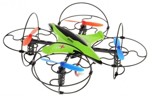 Квадрокоптер 1Toy Gyro-Cross Т58983