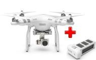 Квадрокоптер Phantom 3 Advanced + One Extra Battery