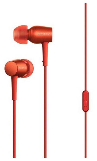 Наушники Sony MDR-EX750 AP/R кирпично красный