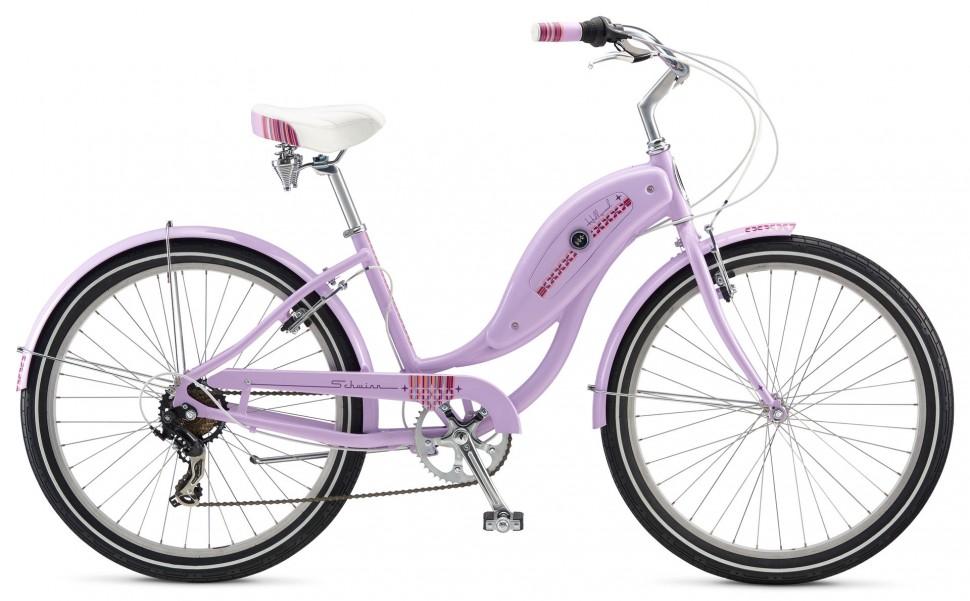 Велосипед Schwinn Hollywood (2018) Purple